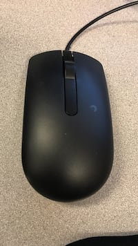 black Logitech wireless computer mouse Toronto, M2N 6Y9