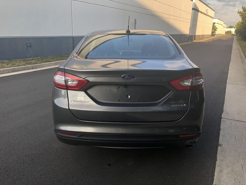 Ford Fusion 2014 5