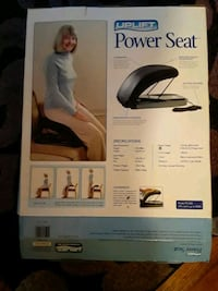 Uplift Powerseat with Box