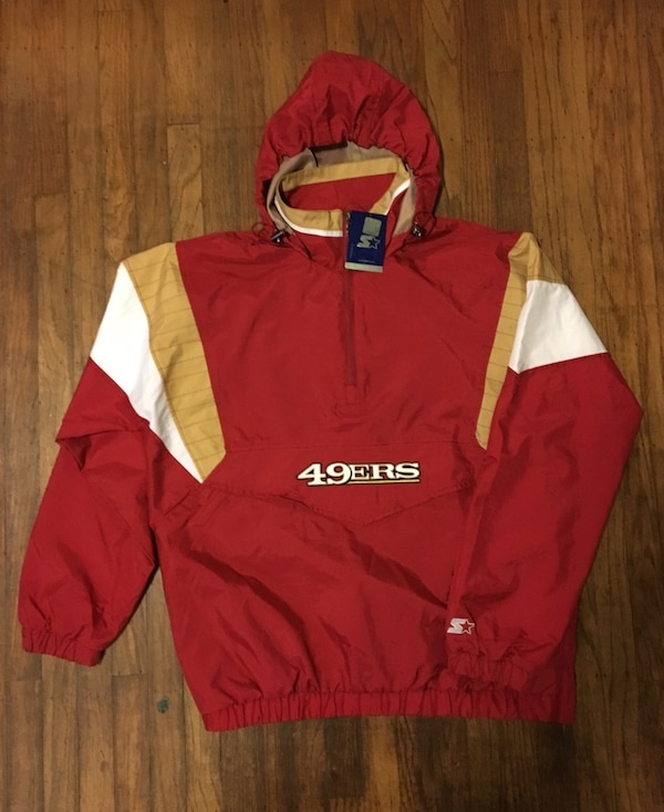 4e199a250 Used San Francisco 49ers Starter Jacket for sale in San Francisco ...