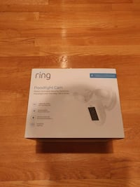 New Ring Floodlight Security IP Camera  Vancouver, V5P 2A2