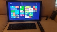 VAIO PC, Sony All-In-One with Wall Mount Rotating Boston