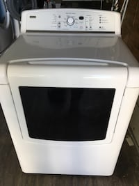 white front-load clothes washer Pomona, 91766