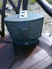 black and gray heater  Lehigh Acres, 33936