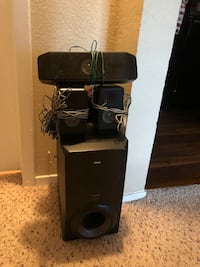 RCA SURROUND SYSTEM 5.1 WIRED Fort Worth, 76040