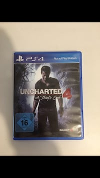 Uncharted 4 PS4 Duisburg, 47249