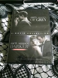Fifty Shades of Grey DVD double pack Bowling Green, 42103