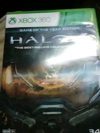 Xbox One Halo Wars 2 game case Conneaut, 44030