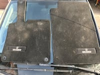 Brabus Smart ForTwo car rubber and carpet floor mats Toronto, M8Y