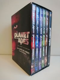 Planet Of The Apes - The Legacy Collection (6 DVDs) (Bilingual)