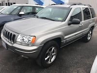 2001   Jeep Grand Cherokee Limited LOADED ONLY 76k miles Virginia Beach, 23452