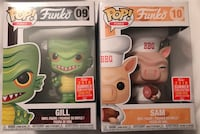 Funko Pop Sam and Gill SDCC 2018 Sold out Riverside, 92504
