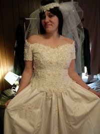 wedding dress size 12 Hagerstown