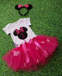 Minnie mouse 1st birthday outfit Milton, L9T 0R1