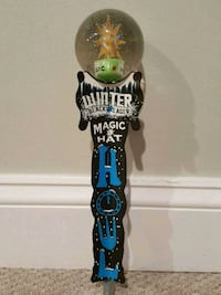 MAGIC HAT HOUL TAP HANDLE Glen Ellyn, 60137