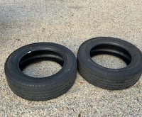 Tires from 2016 dodge ram 1500 truck Center Moriches, 11934