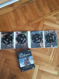 4 dvd lik The Life Of Mammals  Rasimpaşa Mahallesi, 34716