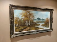 Beautiful real painting ( not print ) Mississauga, L4Z 3R6