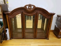 2 piece dining room china cabinet Chicago, 60632