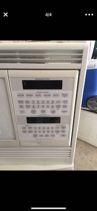 white and gray microwave oven Cooper City, 33024