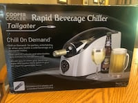 COOPER COOLER RAPID BEVERAGE CHILLER AND BABY BOTTLE WARMER North Dumfries, N0B 1E0