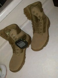 ARMY BOOTS SIZE. 9./9.5