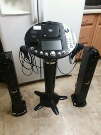 black karaoke machine 2171 mi
