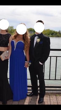 Royal Blue Prom Dress Windsor, N9H 2R1