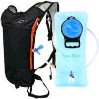 Hydration Pack with 2L Backpack Water Bladder Grea 4804 mi
