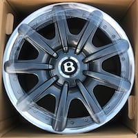 Bentley wheels  New York, 11418