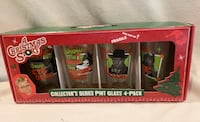 A Christmas Story Collectors Pint Glasses 4 Pack