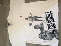 T-shirt blanc Air Jordan 90s Spike Lee