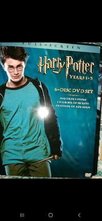 Harry Potter 6 disc set