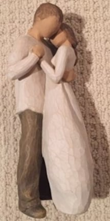Willow Tree Statue Promise