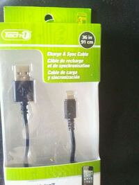 Iphone usb charger Toronto, M2J 1A9