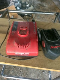 Snap on Tools 18volt battery and charger