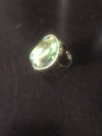 Free with purchase Peacock feather ring Vaughan, L6A 3P3