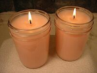 Homemade Candles (prices vary) Bryan