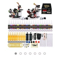 Tattoo kit complete set up  Middle River, 21220