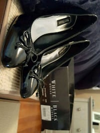 High Heels (Black) Size 7.5 Dudley, 01571