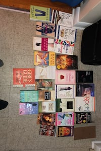Lot of books for sale!!! Whitby, L1N 2P1