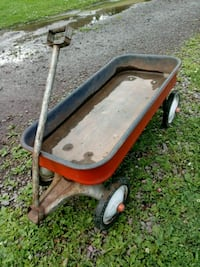 Red Radio Flyer wagon Tunkhannock, 18657
