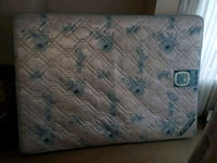 Free double size mattress and box spring  Coquitlam
