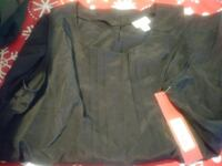 black button-up jacket 251 mi