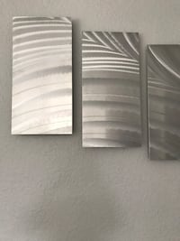 5 piece metal wall  art Boca Raton, 33496