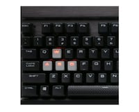 CORSAİR K70 LUX Kırmızı Led Cherry MX Red Gaming Mekanik Klavye