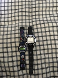 Casio watch Mickey Mouse watch Disney time works Fullerton, 92833