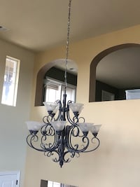 Foyer Chandelier Parker, 80134