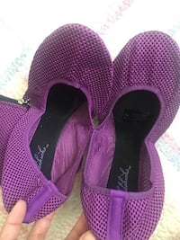 Foldable flats/shoes