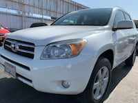 2007 Toyota RAV4 Limited W/110K Miles! Super Clean! Easy Financing!  La Habra